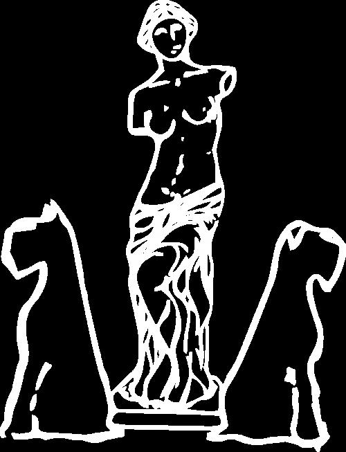Val di Venere Allevamento_logo vettoriale_BIANCO